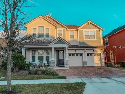 Orlando Single Family Home For Sale: 5050 Dove Tree Street