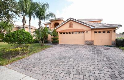 Kissimmee Single Family Home For Sale: 3848 Shoreside Drive
