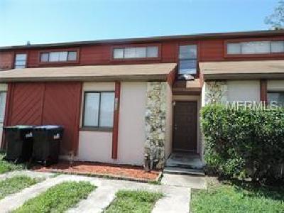 Orlando Townhouse For Sale: 2845 Hunt Club Lane