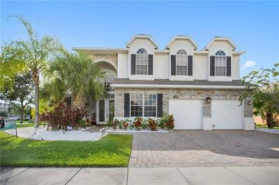 Kissimmee Single Family Home For Sale: 2460 The Oaks Boulevard