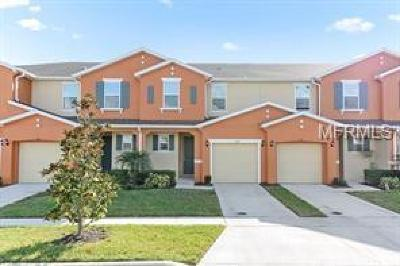 Kissimmee Townhouse For Sale: 5120 Adelaide Drive