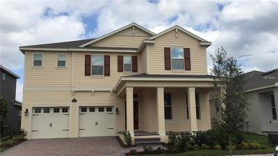 Winter Garden Rental For Rent: 9573 Waterway Passage Dr