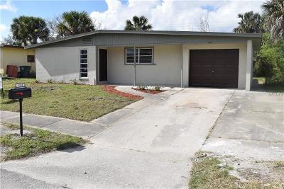 Daytona Single Family Home For Sale: 1014 Essex Road
