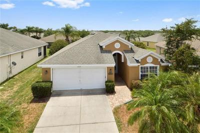 Kissimmee Single Family Home For Sale: 3205 Stonehurst Circle