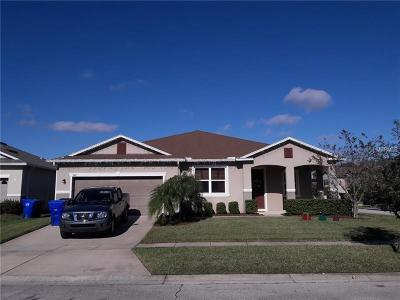 Kissimmee Single Family Home For Sale: 1501 Angler Avenue