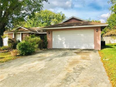 Tampa Single Family Home For Sale: 6405 Brook Hollow Court