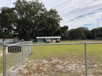 Kissimmee Mobile/Manufactured For Sale: 1691 Orange Lane