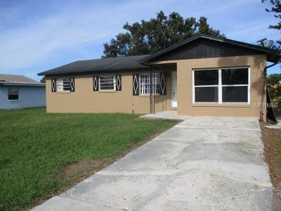 Kissimmee Single Family Home For Sale: 1713 Brown Street