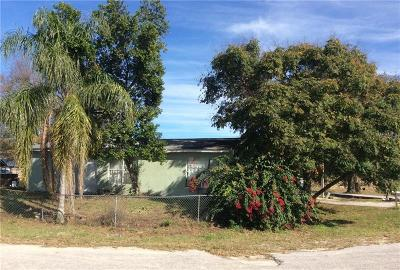 Haines City Single Family Home For Sale: 615 Ellison Parkway