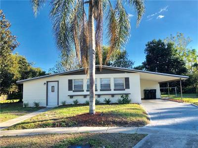 Orlando FL Single Family Home For Sale: $236,900