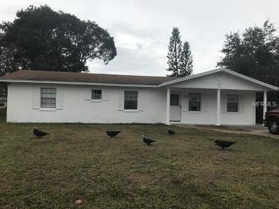 SAINT CLOUD Single Family Home For Sale: 712 Louisiana Avenue