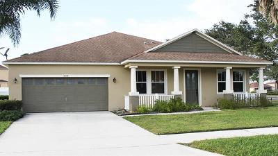 Winter Garden FL Single Family Home For Sale: $339,000