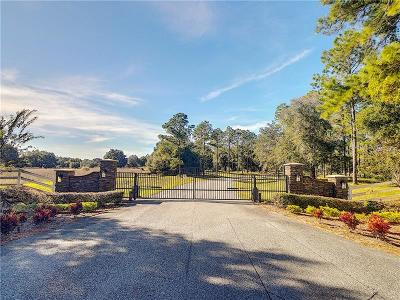Leesburg Residential Lots & Land For Sale: 3106 Bright Lake Circle