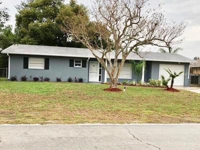 Deltona Single Family Home For Sale: 1098 E Hancock Drive