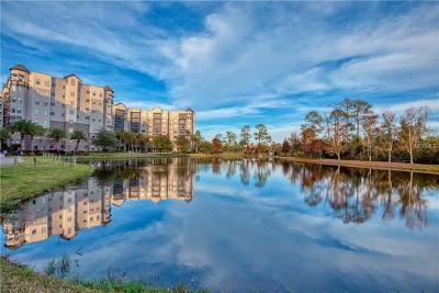Winter Garden Condo For Sale: 1405 Grove Resort Ave
