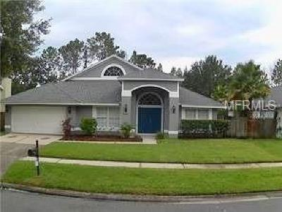 Single Family Home For Sale: 9305 Rockrose Drive