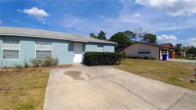 Orange County, Osceola County, Seminole County Multi Family Home For Sale: 611 Columbia Avenue