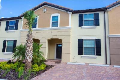 Kissimmee Townhouse For Sale: 8891 Geneve Court