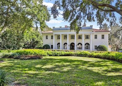 Windermere Single Family Home For Sale: 5231 Isleworth Country Club Drive