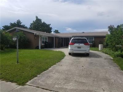 Orlando Single Family Home For Sale: 827 Galsworthy Avenue