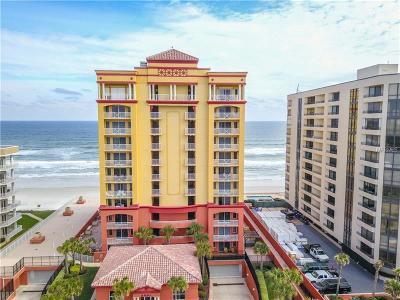 Daytona Beach Shores Condo For Sale: 2901 S Atlantic Avenue #201