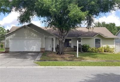 Orlando Single Family Home For Sale: 3413 Fox Hollow Drive