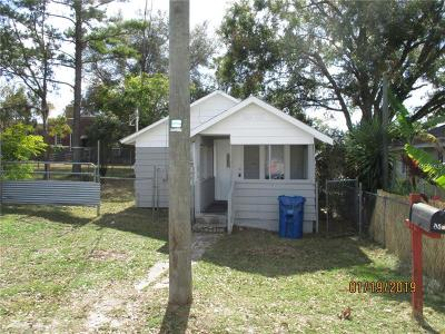Winter Haven Single Family Home For Auction: 650 Avenue P SW