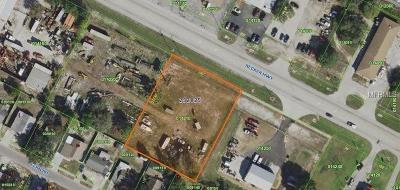 Winter Haven Residential Lots & Land For Sale: 3240 Recker Hwy Highway