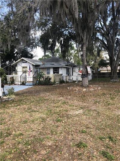 Lake Alfred Residential Lots & Land For Sale: W Orange Street