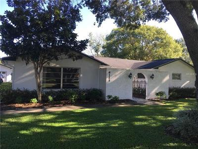 Saint Cloud Single Family Home For Sale: 6121 Bass Highway