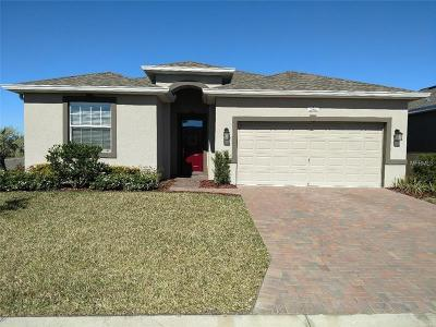 Winter Haven Single Family Home For Sale: 2903 Woodward Lane