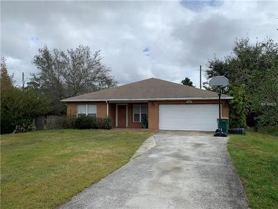 Single Family Home For Sale: 1139 Sugar Belt Drive