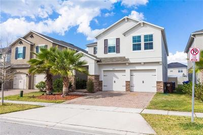 Kissimmee Single Family Home For Sale: 2803 Monticello Way