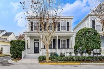 Celebration Single Family Home Sold: 810 Lake Evalyn Drive