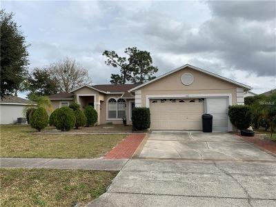 Kissimmee Single Family Home For Sale: 563 Oak Branch Circle