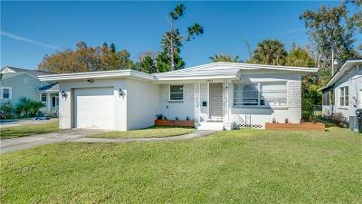Orlando Single Family Home For Sale: 1323 W New Hampshire Street