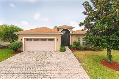Winter Haven Single Family Home For Sale: 4308 Dunmore Drive