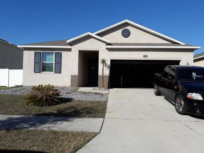 Gibsonton Single Family Home For Sale: 7306 Tangle Bend Drive