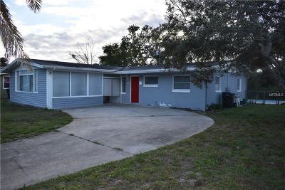 Daytona Single Family Home For Sale: 1030 Alice Drive