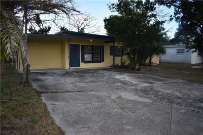 Daytona Single Family Home For Sale: 1019 Alice Drive