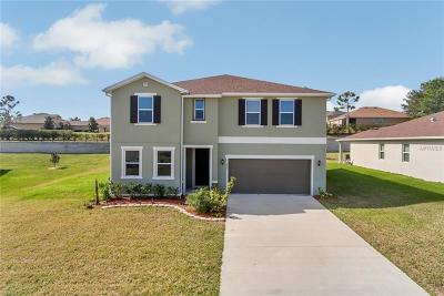 Clermont Single Family Home For Sale: 11242 Wishing Well Lane