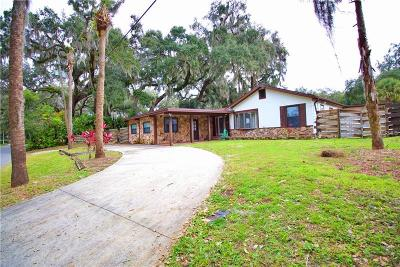 Single Family Home For Sale: 5115 Oak Island Road