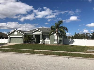 Kissimmee Single Family Home For Sale: 4834 Lakes Edge Lane