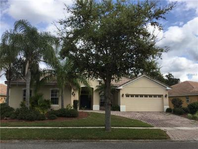 Celebration, Davenport, Kissimmee, Orlando, Windermere, Winter Garden Single Family Home For Sale: 3545 Sunset Isles Boulevard