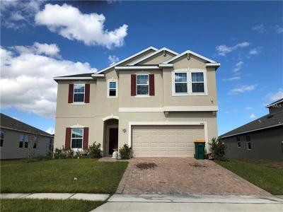 Kissimmee Single Family Home For Sale: 2689 Gaspirilla Circle
