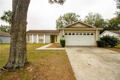 Clermont Single Family Home For Sale: 2217 Duncan Trail