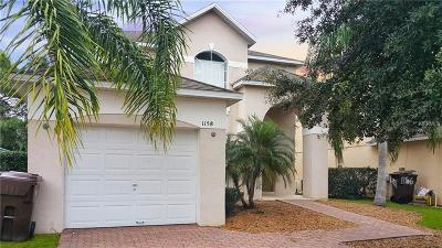 Single Family Home For Sale: 1158 Mariner Cay Drive