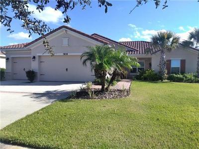 Celebration, Harmony, Kissimmee, Saint Cloud Single Family Home For Sale: 3858 Gulf Shore Circle