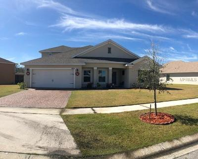 Kissimmee Single Family Home For Sale: 4940 Whistling Wind Avenue