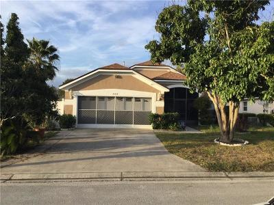 Celebration, Davenport, Kissimmee, Orlando, Windermere, Winter Garden Single Family Home For Sale: 266 Queen Mary Drive